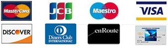 Payment methods available including Mastercard and Visa