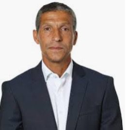 Chris Hughton who has had a successful career as a player and football manager